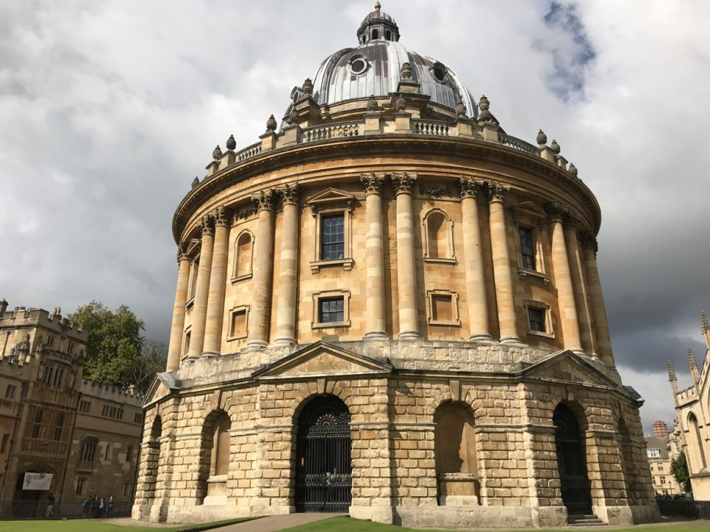 bezienswaardigheden in Oxford: Radcliffe Camera