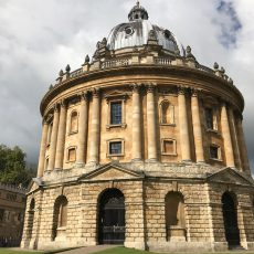 bezienswaardigheden in Oxford Radcliffe Camera