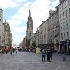 bezienswaardigheden Edinburgh Royal Mile