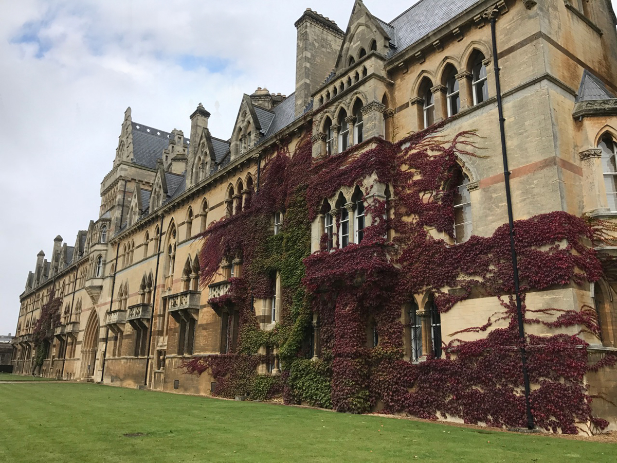 harry potter filmlocaties in oxford-christ church college