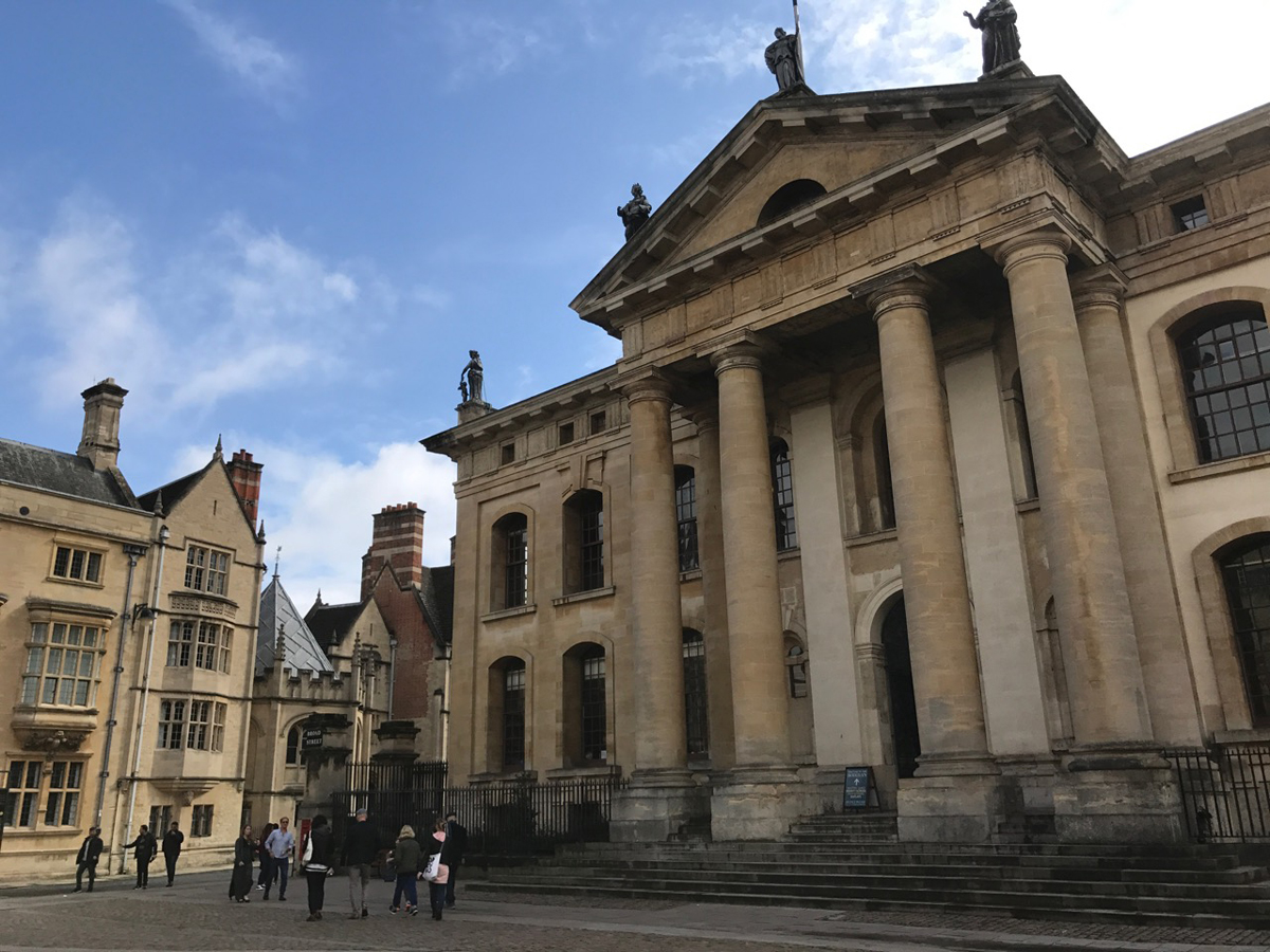 harry potter filmlocaties in oxford-universiteit van oxford