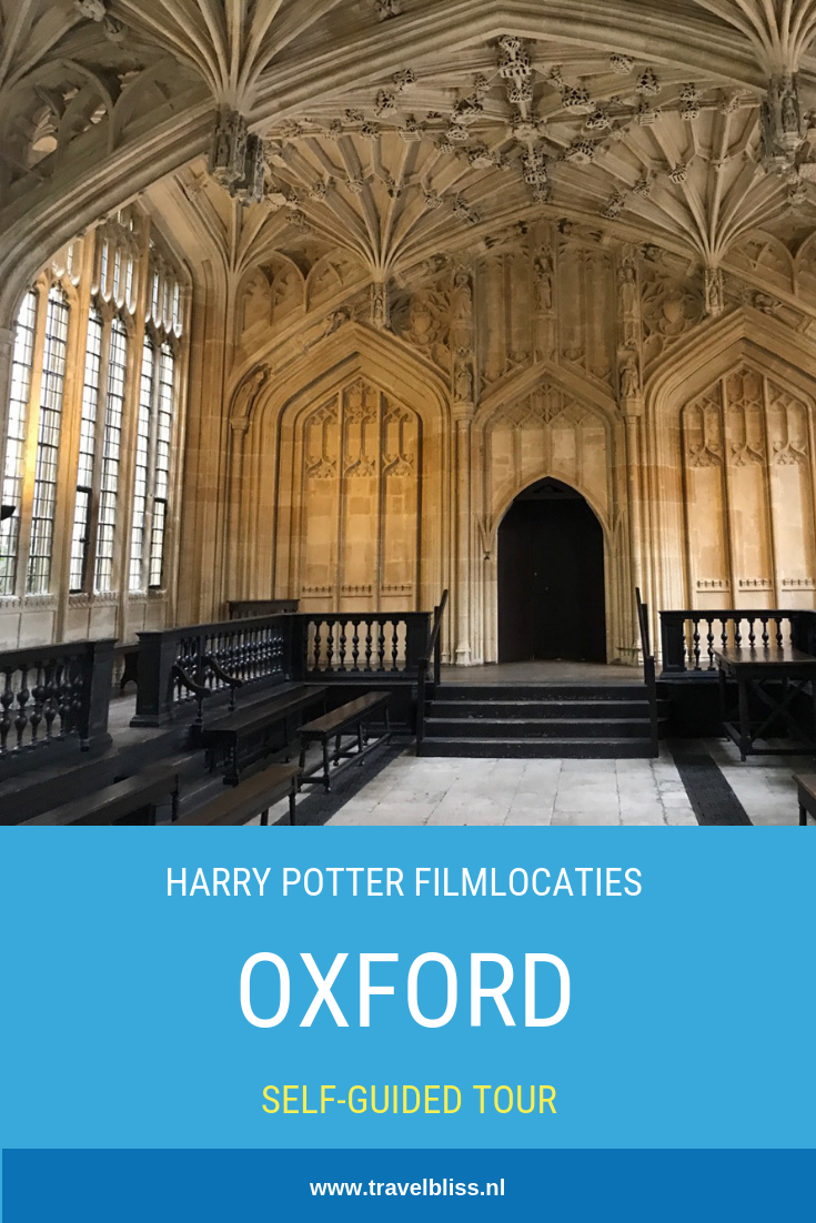 harry potter filmlocaties oxford