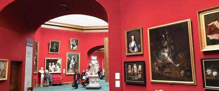 Gratis museums in Edinburgh bezoeken