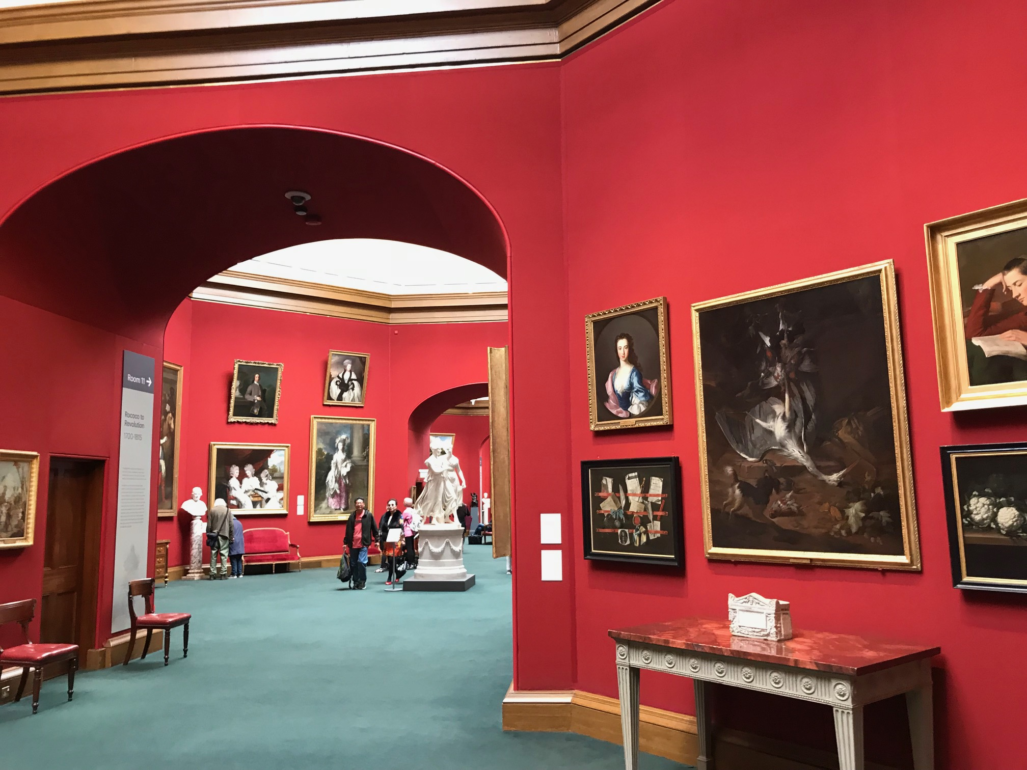 gratis museums edinburgh - Scottisch National Gallery
